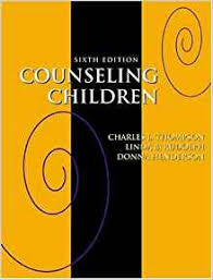 Counseling Children 8th Edition Henderson Amazon Com Donna A Henderson Books