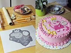 just cake the cupcake peppa pig fondan tutorial peppa pig cakes