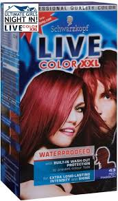 Washing Hair After Coloring Red - wash in wash out hair dye red best hair dye 2017