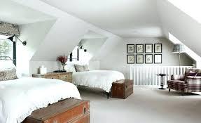 attic designs attic loft bedroom stylish attic bedroom design with lots of book