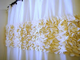 Design Your Own Shower Curtain 8 How To Make Your Own Shower Curtain Tutorials Tip Junkie
