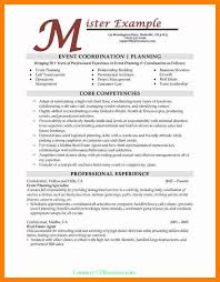 Event Coordinator Resume Template Resume For Special Events by 7 Meeting Planner Resume Sample New Hope Stream Wood