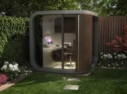 Backyard Offices 10 Coolest Home Offices Oddee
