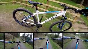 hellcat bicycle carrera kraken 2015 youtube