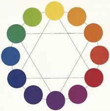 blog color wheel artist