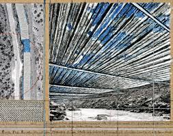 christo and jeanne claude projects over the river project for