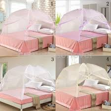 Folding Cing Bed Folding Freestand Bed Canopy Mosquito Net Tent For Single