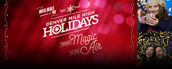 Denver Zoo Of Lights by Mile High Holidays 2017 Visit Denver