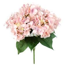 silk hydrangea artificial flowers bouquet silk hydrangea bush wedding garden
