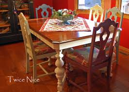 Jacobean Dining Room Set by Twice Nice December 2011