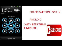 pattern lock using android debug bridge crack pattern lock youtube