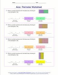 Simple Complex And Compound Sentences Worksheet Area And Perimeter Worksheets Rectangles And Squares