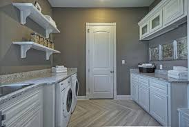 toll brothers plano tx model contemporary laundry room