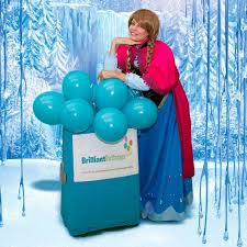 frozen themed party entertainment princess anna lookalike party brilliant birthdays