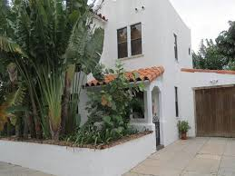 Mission Style House by New Spanish Mission Style Garden Gem Vrbo
