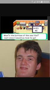 No Just No Meme - yes or no pokemon meme by pocketmonsterman memedroid