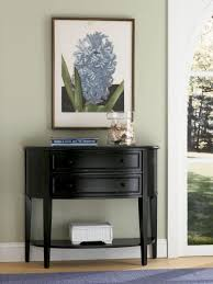 Black Console Table Tips In Choosing A Black Console Table Design Newgomemphis