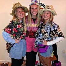 Halloween Costume Ideas College Girls 10 Tacky Tourist Costume Ideas Hawaiian