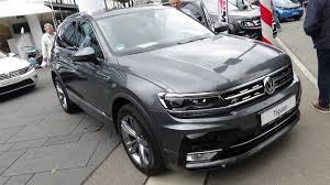 volkswagen tiguan 2017 interior 2017 volkswagen tiguan highline 4motion 2 0 tdi exterior and