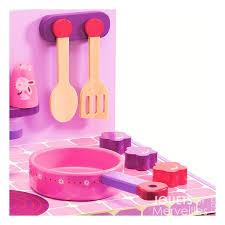 cuisine bois djeco ma cuisinière jouet en bois djeco djo6510 jouets et merveilles