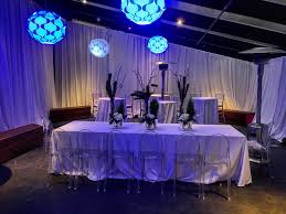 draping rentals venue spice in the city dallas restaurant bar catering