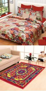 Bombay Dyeing Single Bed Sheets Online India Buy Home Elite Combo Of 3 D Bedsheet With 2 Pillow Covers And 1