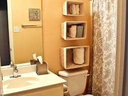 Bathroom Towel Holder Ideas Bathroom Towel Holder Ideas Aged Wood Towel Rack With Black Hooks