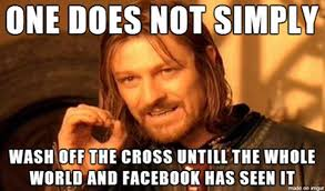 Meme Wednesday - ash wednesday 2015 all the memes you need to see heavy com