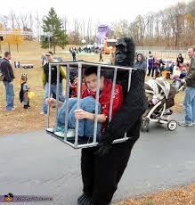 Gorilla Halloween Costumes 65 Coolest Diy Illusion Costumes