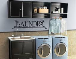 Small Laundry Room Decor by Colorful Laundry Room Ideas 25 Ideas For Small Laundry Spaces