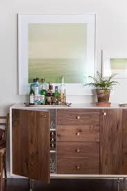 Indoor Bar Cabinet Best Of Indoor Plants This Bar Off The Living Room In Zoe Johns