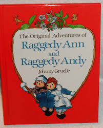 the original adventures of raggedy ann and raggedy andy johnny