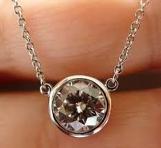 platinum necklace diamond images Tiffany co platinum 16 quot elsa peretti diamond by the yard jpg
