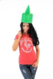 sriracha bottle amazon com sriracha sauce bottle juniors costume shirt and hat