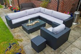 Wicker Table L L Shape Wicker Sofa Rs 65000 Set Outdoor Hub Brand Of