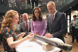 second designer hamburg kate and william visit hamburg s maritime museum daily mail