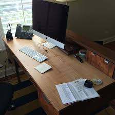 Executive Office Furniture Suites Tables Contemporary Exotic Wood Desk Extraordinary Wood Office