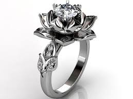 flower engagement rings wedding ring best 20 flower engagement rings ideas on flower