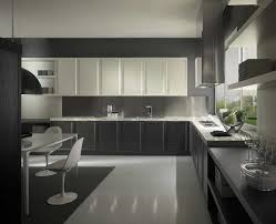 modern gray kitchen cabinets this light and bright modern kitchen combines white and gray tones