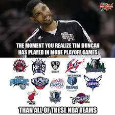 Tim Duncan Meme - nba meme team on twitter the moment you realize tim duncan