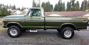1997 Ford F250 Utility Truck - poor boys country ford 4x4 trucks 1975 ford highboy f 250 ranger