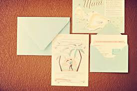wedding invitations hawaii real wedding lindsay and rob s destination wedding