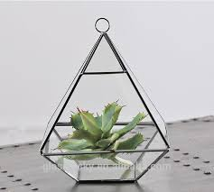 geometric glass terrarium wholesale geometric glass terrarium