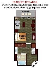 disney saratoga springs treehouse villas floor plan photo tour of a studio at disney s saratoga springs disney s