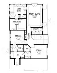 Tudor Revival House Plans by Victoria Tudor House Plans Narrow Floor Plans