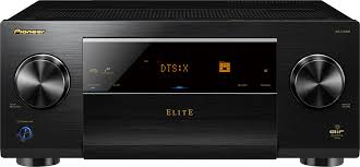 pioneer home theater receiver pioneer elite sc lx901 11 2 ch x 140 watts networking a v receiver