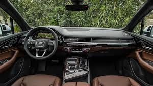 Audi Q7 2017 - audi q7 review with price horsepower and photo gallery