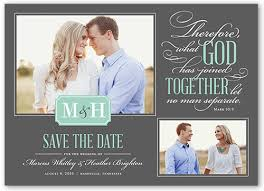 save the dates joined by god save the date cards shutterfly