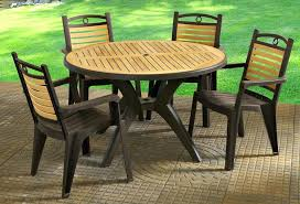 patio table and chairs clearance round plastic patio tables 4wfilm org