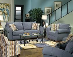 Modern Fabric Sofa Sets Jackson Furniture Modern Bluestone Fabric Serenza Sofa Set